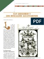 San Gregorio y Los Descalzos Alcantarinos