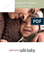 Child Safety Guide for New Parents