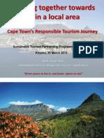Sustainable Tourism Partnership Workshop Knysna March 2013