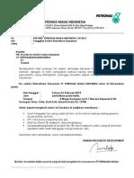 Surat Panggilan Tes Dari Petronas1