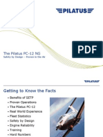 Pilatus PC-12 Safety by Design - Proven in the Air May 2012[1]