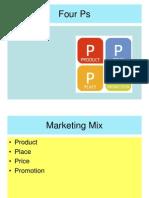 Marketing Mix- Comp 2
