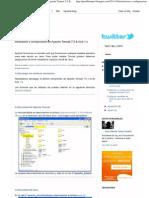 Instalación y configuración de Apache Tomcat 7.0 & Axis 1