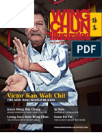 106645424 Wing Chun Illustrated Premiere Issue 2011