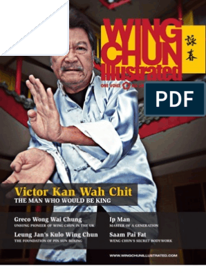 106645424 Wing Chun Illustrated Premiere Issue 2011 | Wing