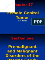 Female Genital Tumor