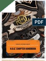 HOG Chapter Handbook 1-4-13