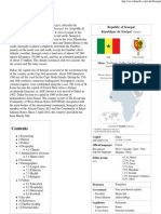 Senegal - Wikipedia, The Free Encyclopedia