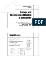 Gene Lecture 8 Linkage