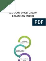 Tekanan Emosi Dalam Kalangan Murid
