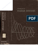 69950171 Introduction to Radar Systems