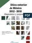 Libro Politica Exterior Mexico 2012-2018