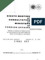 Charter of Punta Del Este