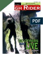 Sept 7, 2012 Rough Rider