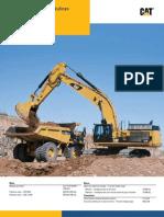 Excavadora 374DL