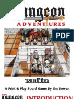 Mini Dungeon Adventures