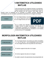 Morfologia Matematica Utilizando Matlab