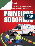 prevenção de acidentes PrimeirosSocorros