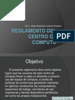 Reglamento Del Centro de Computo