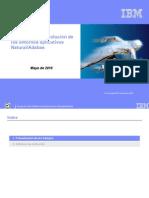 Estudio para la evaluación de los entornos aplicativos Natural-Adabas