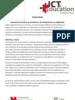 komunikado ict & education 25 juni 2013