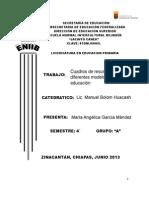 PROF. Manuel BOLOM modelos de educación