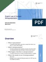 Misrepresentation.pdf
