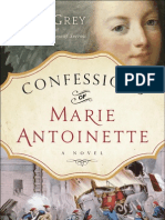 Confessions of Marie Antoinette by Juliet Grey, Excerpt