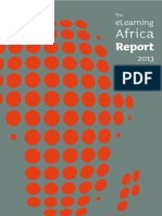 eLearning Africa Report 2013