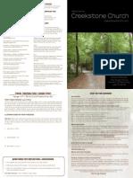 Bulletin - Focus 1 - June 30, 2013