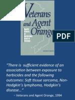 "Presentation – The Hon. James Binns - IOM Gulf War Illness ""CMI"" Panel."