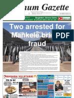 Platinum Gazette 28 June 2013