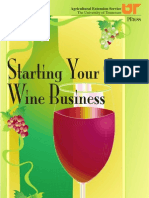 Starting Your Own Wine Buisness