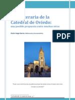 Guía literaria Catedral de Oviedo