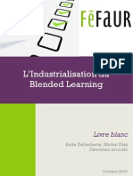 L'Industrialisation du Blended Learning FeFaur