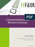 L'Industrialisation du Blended Learning FeFaur