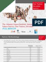 PSB Values Survey 2013 Full