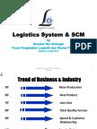 Logistics SCM
