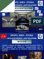 Arex-pycisa Presentacion Grupo 2013.
