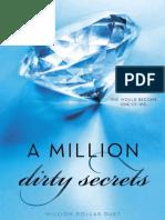 A Million Dirty Secrets by C.L. Parker, Excerpt