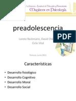 Preadolescencia