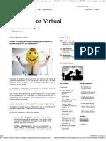 El Contador Virtual_ Veinte Estrategias Comprobadas Para Mejorar La Productividad de Los Empleados