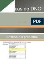 Técnicas de DNC