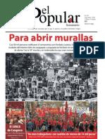 El Popular N° 225 - 24/5/2013
