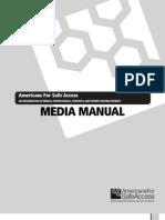 ASA Media Manual