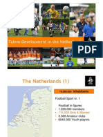 UEFA Study Group Report - Netherlands 2010