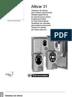 Scheiner -Atv31 Manual