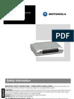 Motorola 2210 02 Manual