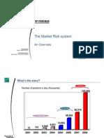 Market Risk System @ BNP Paribas