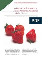 Procesado y Conservación de Alimentos Vegetales